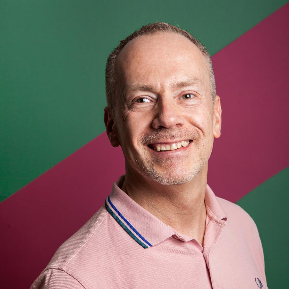 Pieter Ruijsch van Dugteren hoofdredacteur Gay Rotterdam