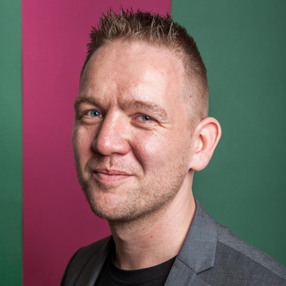 Bjorn Ketzener voorzitter Gay Rotterdam