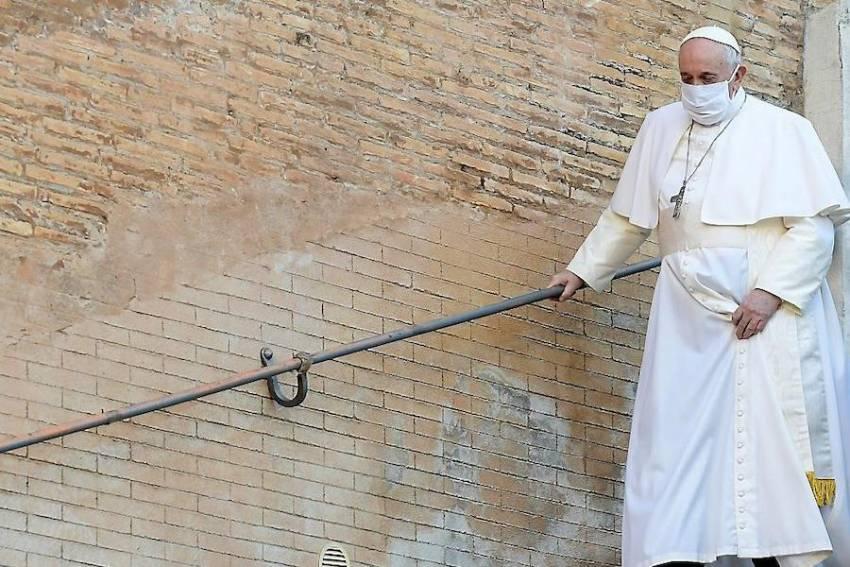 Column Rick: Franciscus, Ben en Ans.