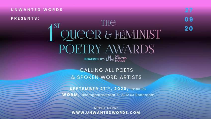Queer & Feminist Poetry Awards