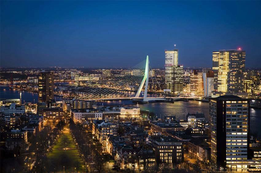 Rotterdam op derde plek als LGBTQI-vriendelijkste stad van de wereld