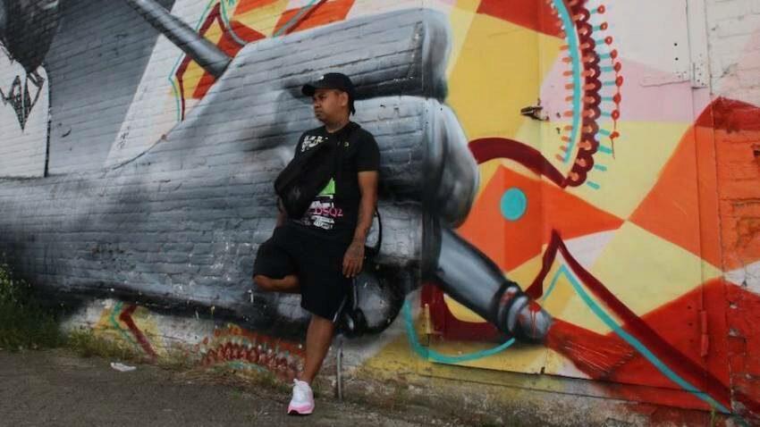 Queer Creatives: Rapper K3RN 'Iedereen zichzelf'