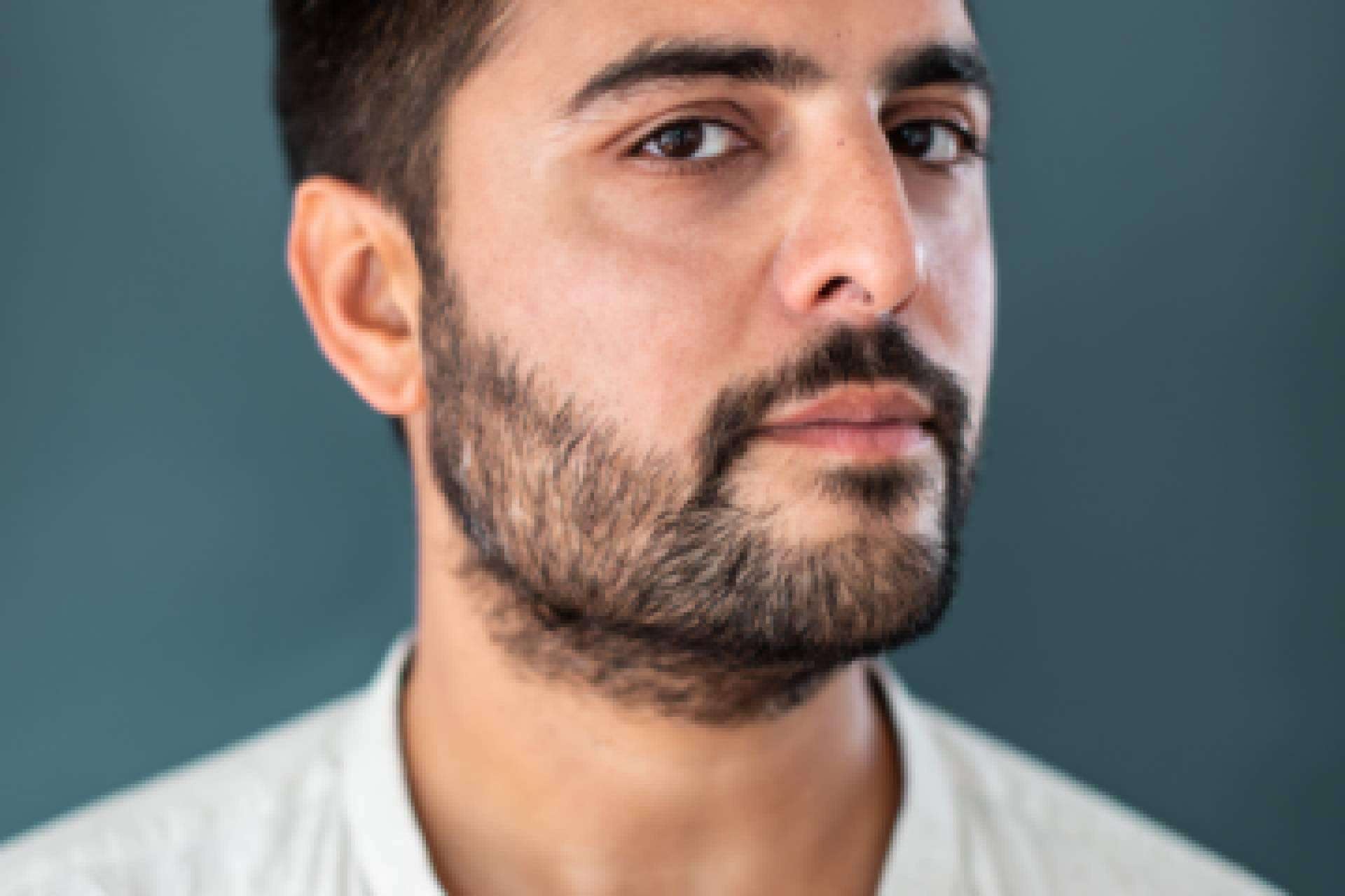 Mankrachtborrel: Haroon Ali