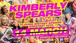 FERRY presents: Kimberly Spears Live!