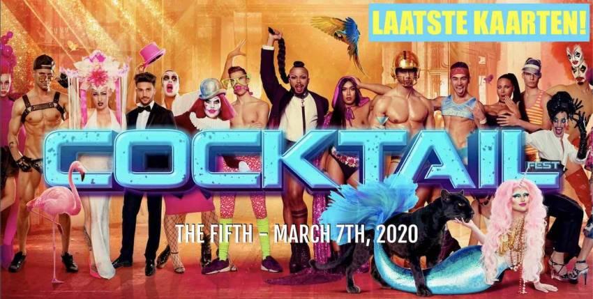 5e Cocktail Fest komt eraan!
