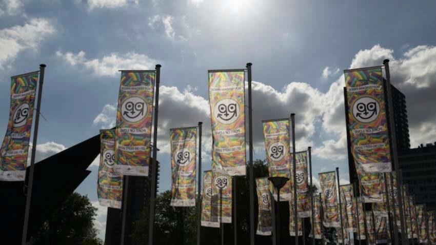 De column van Vrijdag: LHBT+ Vlaggenparade
