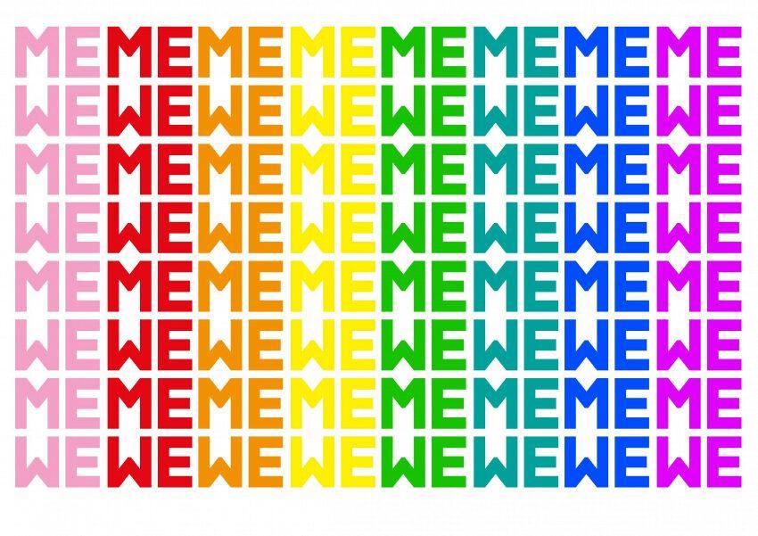 Me/We Ik/Wij Wij/Zij