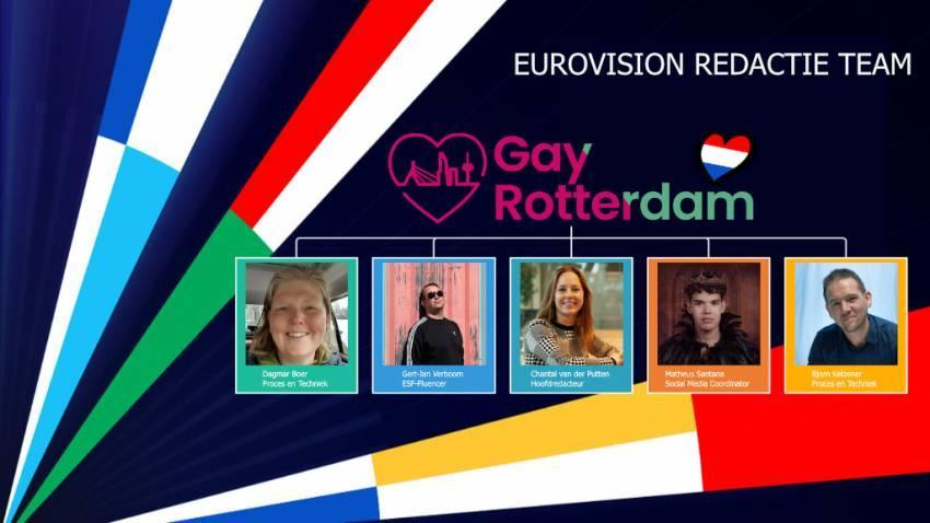Gayrotterdam Eurovision Redactie