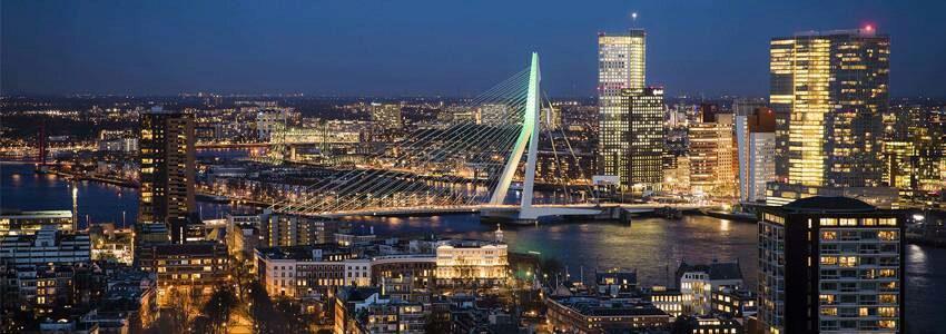 Bezoek Rotterdam