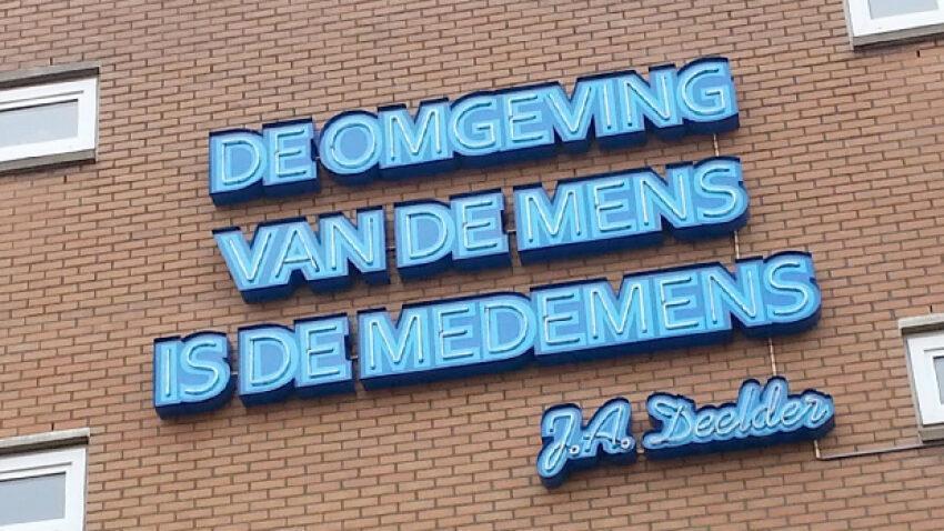 Aan de betrokken kansrijke Rotterdammers