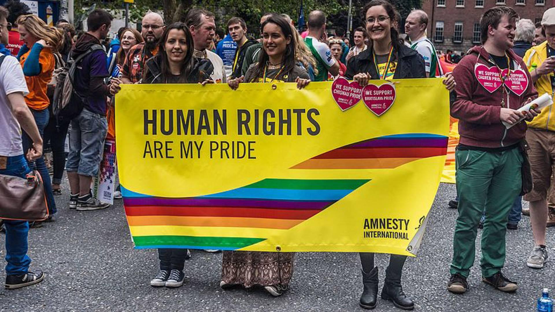 LHBTI en mensenrechten - Film en discussie
