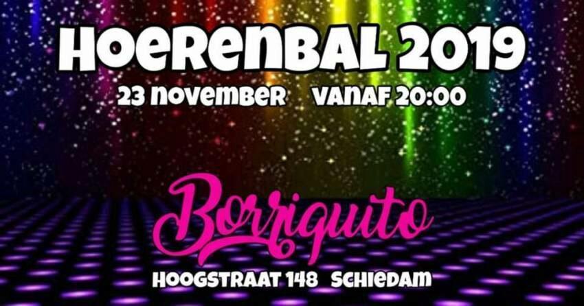 Hoerenbal 2019