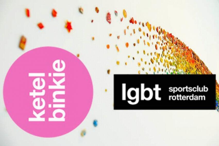 Ketelbinkie ondersteunt GayGames HongKong