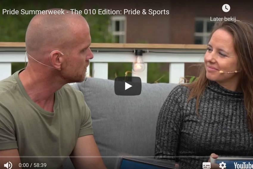 Pride Summernight - The 010 Edition: Pride & Sports