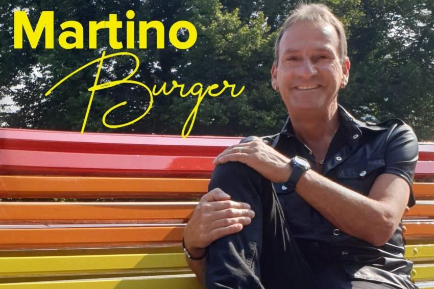 Martino Burger lanceert nieuwe single 'Ben ik anders'