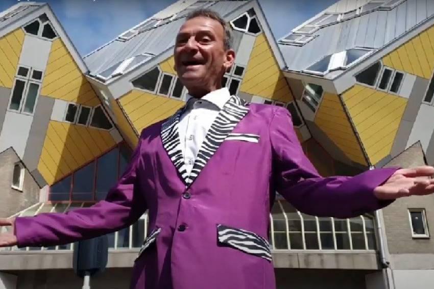 Op weg naar het Eurovisiesongfestival, deel 1: Martino Burger