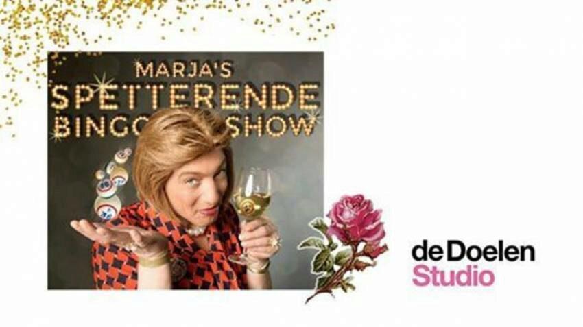 Marja's Spetterende Bingo Show