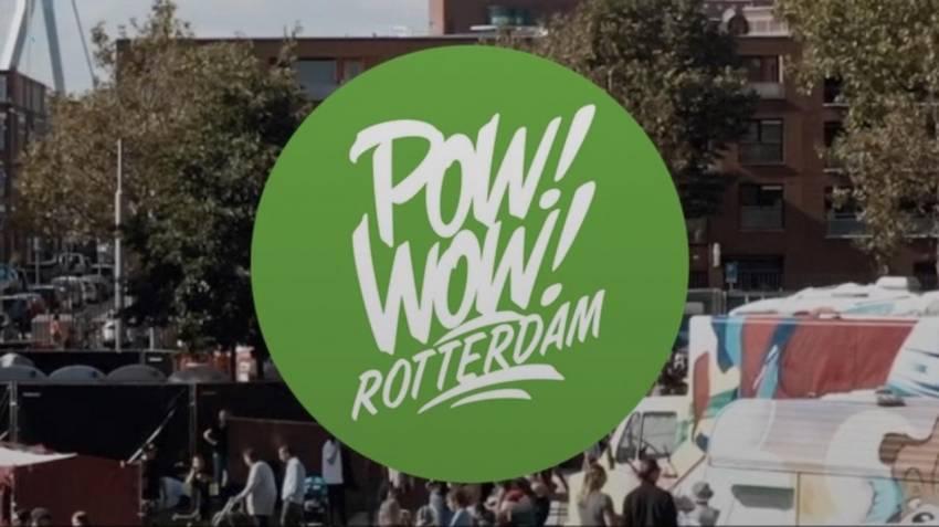 Pow! Wow! Rotterdam 2020