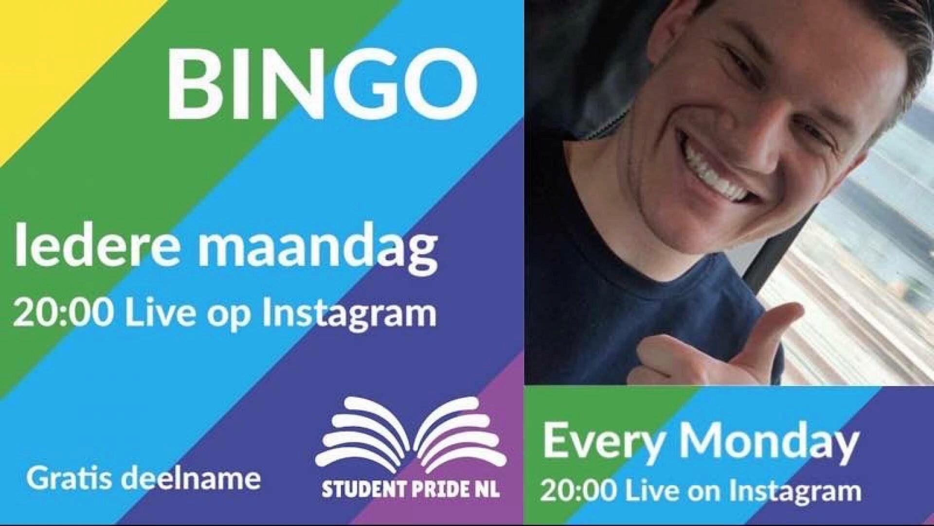 ONLINE Bingo! Studentpride NL #5
