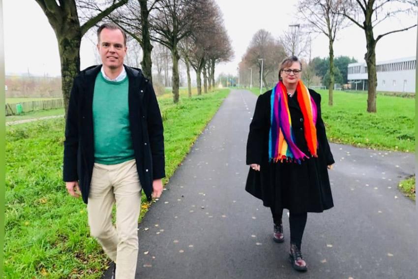 Zichtbaar jezelf: een politiek gesprek in Berkel en Rodenrijs (deel 1)