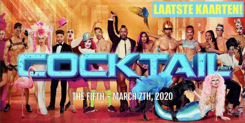 Update Cocktail #5  - win nu tickets!