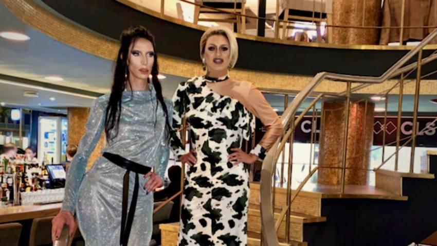 Ma'MaQueen en Megan Schoonbrood: wij twee kunnen best iets betekenen voor Rotterdam