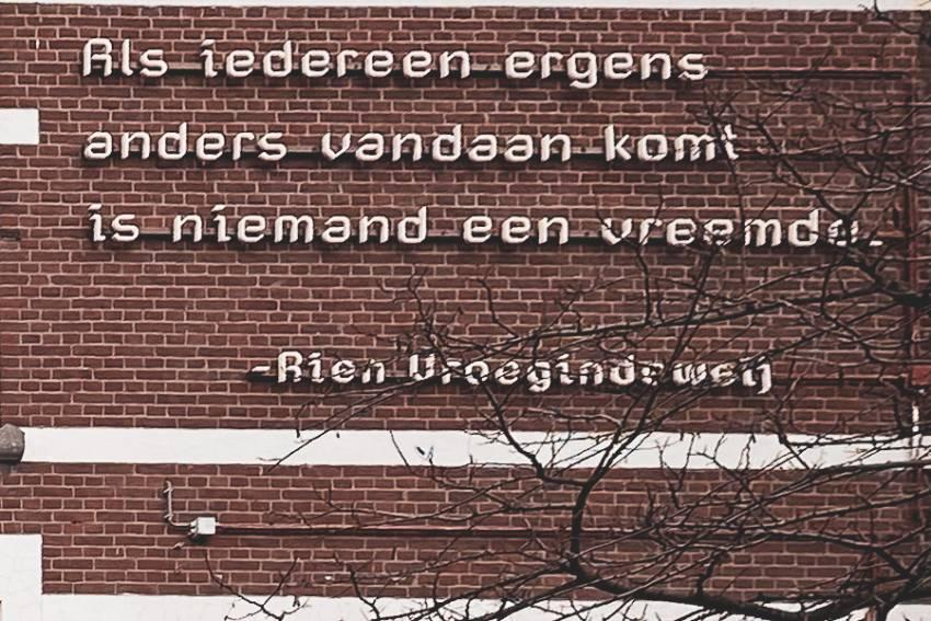 De Column van Vrijdag - Diversiteit aan Rotterdammers