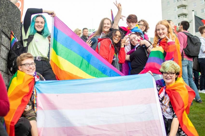 Foto's Pride Walk 2019