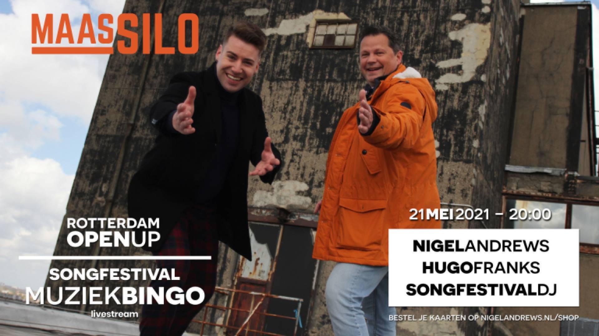Rotterdam Open Up | Songfestival Muziek Bingo