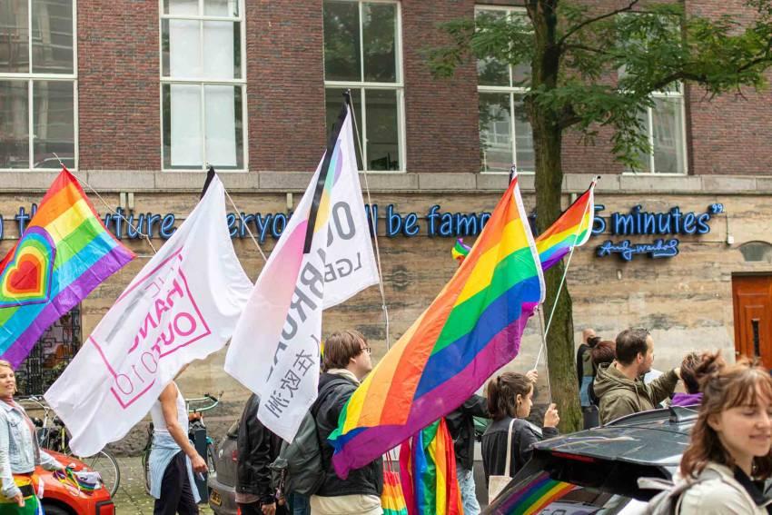 De Column van Vrijdag: Trots op Pride