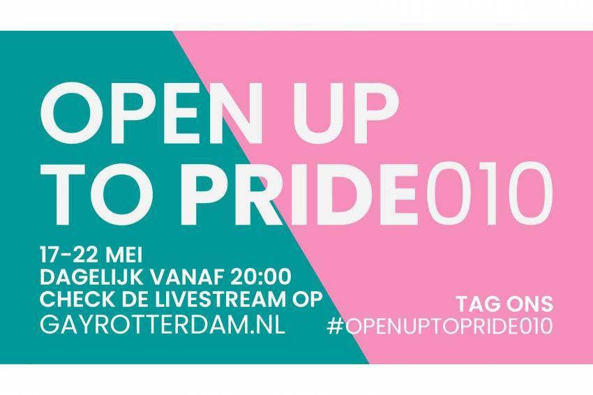 GayRotterdam.nl doet live verslag van ESC 2021 met het programma 'Open Up to Pride010'