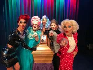 Four Drags and a Funeral - The Beaver Sisters