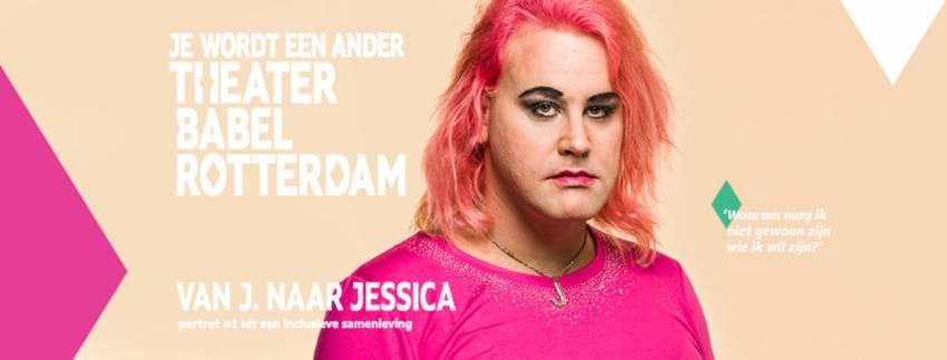 Theatervoorstelling: Van j. naar jessica